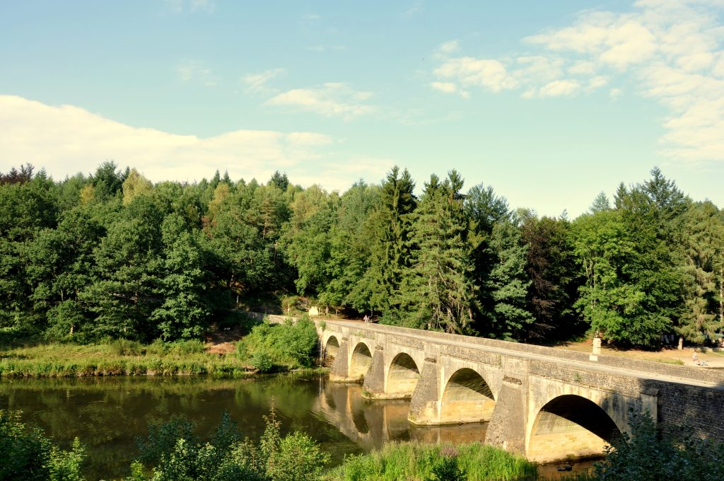 Pont Saint-Nicolas in Chiny - © FTLB-PWillems